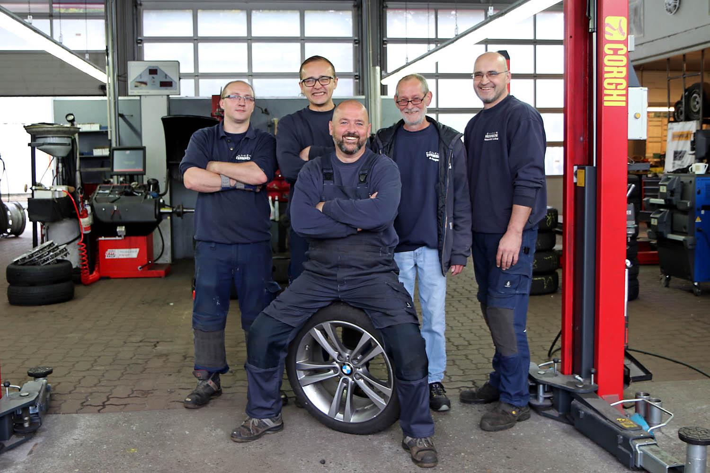Reifen Thomsen Rendsburg - Team