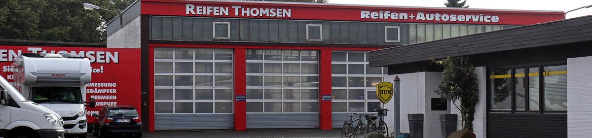 Reifen Thomsen - Außenansicht